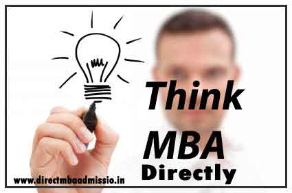 Direct MBA Admission without Entrance Exam